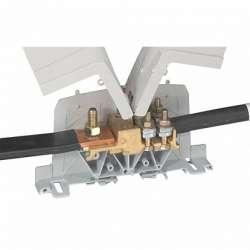 Gira E22 Сталь Терморегулятор с размыкающим контактом 10А арт. 039020