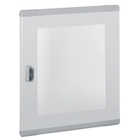 Legrand XL3 400 Дверь 1900мм стекло плоское арт. 020289