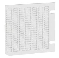 Legrand Заготовка этикеток Logicab 2 для клеммных блоков с шагом 6 мм арт. 038744