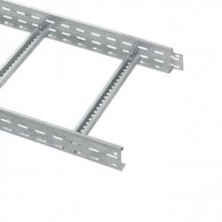Лоток кабельный лестничный КМ-Профиль арт. LL50*300*1.2