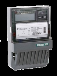 Меркурий Электросчетчик 230 АRТ-01 3Ф 4т.внутр.тариф. 5-60 А ЖКИ интерфейс RS485 арт. Меркурий 230 ART-01 RN