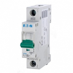 Moeller PL7-C6/1 Автоматический выключатель арт. 0000262701