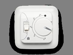 Национальный комфорт Терморегулятор ТР 110 белый (НК) арт. ТР 110 белый (НК)