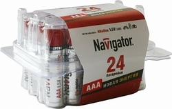 Navigator Элемент питания NBT-NE-LR03-BOX24 арт. 94787