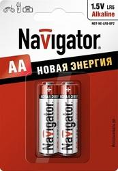 Navigator Элемент питания NBT-NE-LR6-BP2 арт. 94752