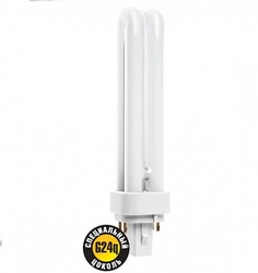 Navigator Лампа компактная люминесцентная 18W 4000K без ПРА NCL-PD-18-840-G24q арт. 94093