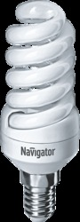 Navigator Лампа компактная люминесцентная NCL-SF10-11-827-E14 арт. 94087