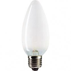 Navigator Лампа накаливания свеча 60W матовая NI-B-60-230-E14-FR арт. 94309