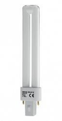 Osram Лампа люминесцентная компактная Dulux S 9W/840 G23 4000K 600lm арт. 4050300010588