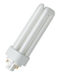 Osram Лампа люминесцентная компактная Dulux T/E 32W/840 PLUS холод. белый GX24q-3 арт. 4050300348568