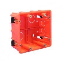 PE DIY Коробка монтажная под ANAM 2-ая для полых стен 100х100х50 арт. B PE 030 043