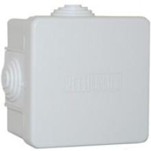PE Коробка распределительная 65х65х40 IP 54 4 конических сальника арт. PE 120 013