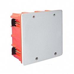 PE Коробка распределительная для полых стен 160х140х70 IP20 бел крышка увеличенный фланец арт. PE 030 045R