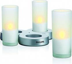PH Imageo Набор из трёх белых светодиодных свечей арт. 871150079900536