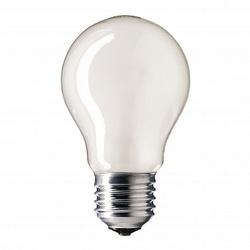 Pila Лампа накаливания груша A55 40W 230V E27 FR.1CT/12X10F арт. 926000005429