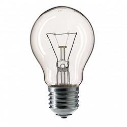 Pila Лампа накаливания груша Stan 40W E27 230V A55 CL 1CT/12X10 арт. 926000005385