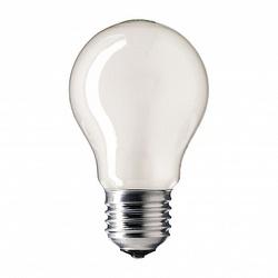 Pila Лампа накаливания груша Stan 75W E27 230V A55 FR 1CT/12X10 арт. 926000006029
