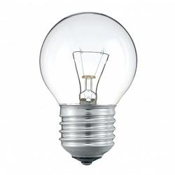 Pila Лампа накаливания шар P45 40W 230V E27 CL.1CT/10X10F арт. 926000006443