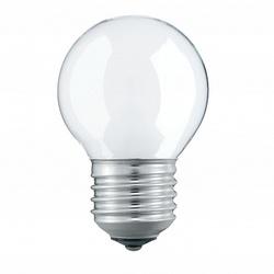 Pila Лампа накаливания шар Stan 60W E27 230V P45 FR 1CT/10X10 арт. 926000003547