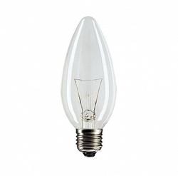 Pila Лампа накаливания свеча B35 40W 230V E27 CL.1CT/10X10F арт. 921492044219