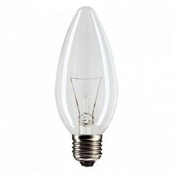 Pila Лампа накаливания свеча B35 60W 230V E27 CL.1CT/10X10F арт. 921501544226