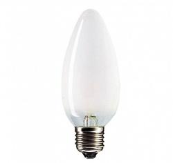 Pila Лампа накаливания свеча Stan 40W 230V E27 B35 FR 1CT/10X10 арт. 921492144225