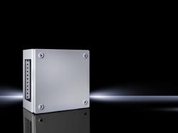 Rittal KL Клеммн. коробка RAL7035 400x200x120mm арт. 1532510