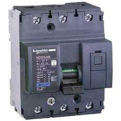 SE Acti 9 NG125L Автоматический выключатель 3P 6.3А MA арт. 18880
