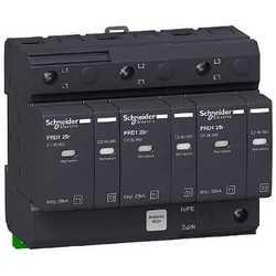 SE Acti 9 PRD1 25r Ограничитель перенапряжения 3P, класс 1+2, со сменными картриджами арт. 16331