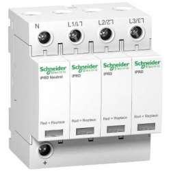 SE Acti 9 Smartlink УЗИП Т2 iPRD 65r 65kA 350В 3P +N сигнал арт. A9L65601