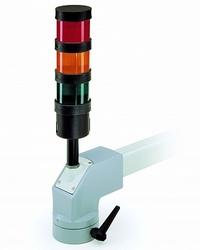 SE Адаптер сигнальной колонны для профиля 80х80 арт. NSYCMACS80