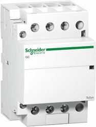 SE Contactors K Контактор модульный 3P (3НО) 63А цепь управления 24В 50Гц арт. GC6330B5
