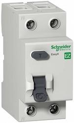 SE EASY 9 УЗО 2P 40А 300мА A защита от перенапряжения арт. EZ9R84240