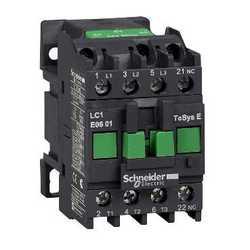 SE EasyPact TVS TeSys E2 Контактор 1НО 12А 400В AC3 24В 50/60Гц арт. LC1E1210B7