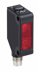 SE Фотодатчик миниатюрный 0.3м 12-24 VDC с BGS M8 NPN НО или НЗ программируемый арт. XUM8ANCNM8