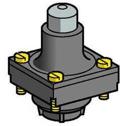 SE Головка концевого выключателя ZCKD01 арт. ZCKD01