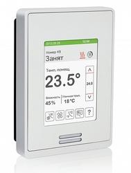 SE Контроллер для фанкойла 220 PIR BN сер./сер. арт. SER8300A5B00