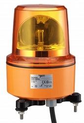 SE Лампа маячок вращающийся красная 120В AC 130мм арт. XVR13G04L