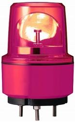 SE Лампа маячок вращающийся красная 12В DC 130мм арт. XVR13J04