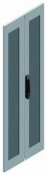 SE Микроперфорированная двойная дверь 2200x600 арт. NSYPCV2D226