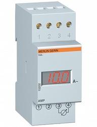 SE Powerlogic Амперметр цифровой прямого включения 0-10А на DIN рейку арт. 15202