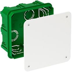 SE Распределительная коробка для сплошных стен 100x100x50мм IP30 арт. IMT35122