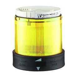 SE Светодиод мигающий желтый арт. XVBC5G8