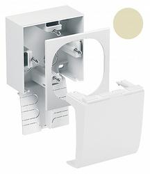 SE THORSMAN TML-E коробка универсальная,П-крышка,бежевая арт. ISM18415