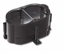 SE Ultra Коробка установочная для лючка Ultra 2 поста арт. ETK44832