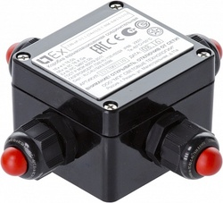 СТ Коробка соединительная взрывозащищенная LTJB-eP-1/1.1-[24x6]-[LT-BM-X3(1/1/1/1)] арт. 2327001400