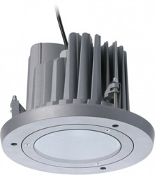 СТ Светильник MATRIX R LED (26) silver 4000K арт. 1424000120