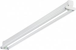 СТ Светильник линейный открытый с блоком аварийного питания 2x36Вт G13 BAT 236 HF new арт. 1007000510