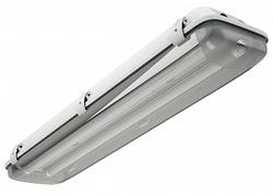 СТ Светильник накладной/подвесной пылевлагозащищенный ARCTIC 258 (SAN/SMC) HF ES1 арт. 1069002690