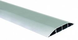 Simon Connect Алюминий Кабель-канал напольный (основа с крышкой, 4 секции), 240x34мм арт. TF11193-8